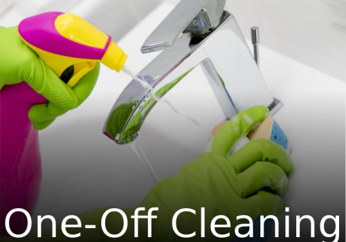 One-Off Cleaning London